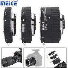 Meike MK-N-AF Auto Focus Macro Extension Tube 12mm+20mm+36mm for Nikon F AL