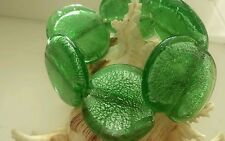 WOMEN BRACELET GLASS GREEN CHARMING FASHION NEW GIFT