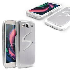 Samsung Galaxy LED Cover Protective Case Back Case Shell Aluminum Back