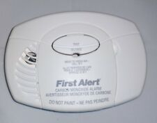 First Alert CO400RVA Battery Powered Carbon Monoxide Alarm
