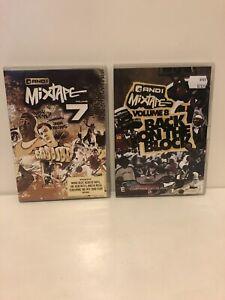 And 1 Mixtape Volume 7 & 8 DVD Tour Jason Williams, Professor 2004-2005