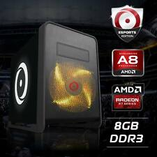 Origin PC AMD QUAD CORE A8 7650K 3.8GHz Max Gaming Computer 8GB 1TB R7 GAMING PC