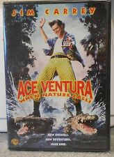 Ace Ventura: When Nature Calls (DVD 2007) VERY RARE JIM CARREY COMEDY BRAND NEW