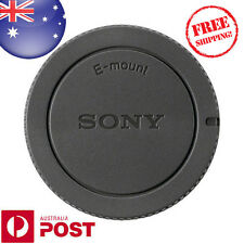 SONY CAMERA BODY CAP - Sony NEX NEX-3 E-mount T5 - FAST AUS POSTAGE - Z051F
