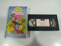 Teletubbies ¡ Baila con los Teletubbies ! BBC - VHS Cinta Español - 3T