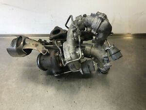 MERCEDES C CLASS 2.1 CDI W204 TWIN TURBO CHARGER A6510904980
