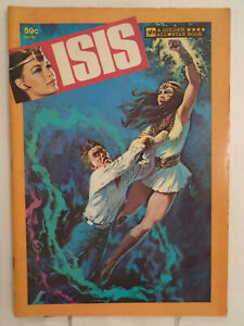 Western Publishing Golden All-Star ISIS #6416 (1977)