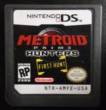 (RI2) Metroid Prime: Hunters (Nintendo DS, 2006) - CARTRIDGE ONLY