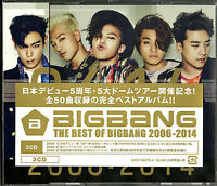 BIGBANG-THE BEST OF BIGBANG 2006-2014-JAPAN 3 CD I19