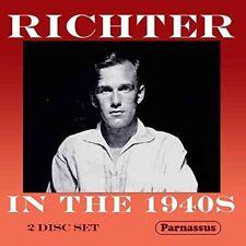 Sviatoslav Richter - Richter In The 1940s [New CD]
