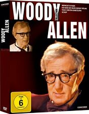 WOODY ALLEN COLLECTION (4 DVDs) NEU+OVP