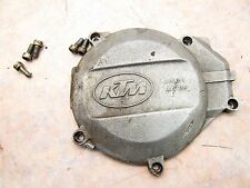 1991 KTM SX 250 OEM CLUTCH COVER WITH FASTENERS