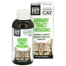 King Bio Natural Pet  Urinary Tract Irritations for Cats - 4 fl. oz./118 ml
