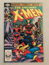 X-Men 155 1st Appearance of the Brood