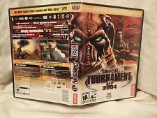 Unreal Tournament 2004 Editor's Choice Edition DVD (PC) Complete, Fast shipping