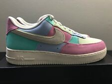 MENS NIKE AIR FORCE 1 '07 LOW QS EASTER AH8462-400 SIZE 13 DS, 100% AUTHENTIC