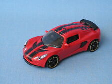 Matchbox Lotus Exige Red Body English Sports Car in BP Toy Model 66mm Long