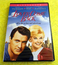 Lover Come Back ~ New DVD Movie ~ 1961 Doris Day Rock Hudson Romantic Comedy