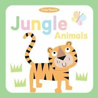 Tiny Touch Jungle Animals (Tiny Touch Boards), Autumn Publishing, Like New, Boar