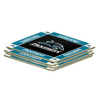 Penrith Panthers NRL Quality Cork Coasters Set of 4 For Man Cave Bar Christmas