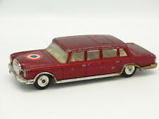 Corgi Toys SB 1/43 - Mercedes 600 Pullman Rouge
