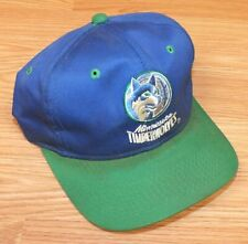 Collectible Minnesota Timberwolves Green & Blue NBA Basketball Hat *READ*