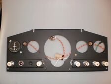 Alvis TC21/100 Instrument Panel with Ammeter - Part No. C7164/A - New Old Stock