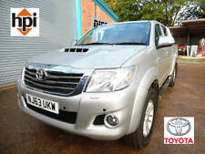 Toyota Automatic Commercial Vans & Pickups with Side Airbags