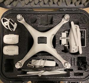 DJI Phantom 4 Quadcopter - White