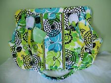 VERA BRADLEY LIMES'S UP FRAME SHOULDER BAG NWT PURSE Mother's Day Gift