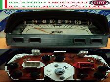 Quadro Strumentazione contachilometri Meccanismo FIAT 850 Berlina Speedometer