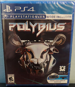 Polybius (PS4) Limited Run #307  NEW