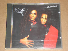 MILLI VANILLI - ALL OR NOTHING - CD COME NUOVO (MINT)