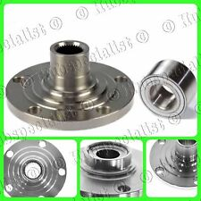 FOR AUDI A4 1997-2001 FRONT WHEEL HUB & BEARING 4CYL 2WD-FWD NEW GOOD FAST SHIP
