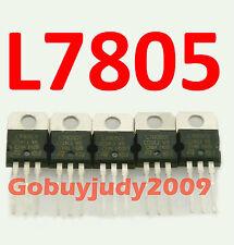 5X L7805 LM7805 7805 Voltage Regulator +5V 1.5A LDO Power supply TO-220 NEW