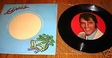 ELVIS  ~ IT WON'T SEEM LIKE CHRISTMAS WITHOUT YOU/MERRY CHRISTMAS BABY PIC DISC