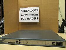 CISCO CISCO2811 2811 Int. Services Router 2 x 10/100Mbps LAN Ports