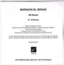 (CE104) Mariachi El Bronx, 48 Roses - 2011 DJ CD