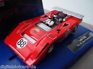 """Carrera Digital 132 30653 LOLA T222 """"NO.88"""", MONT-TREMBLANT '71 NEU OVP"""