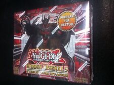 YUGIOH HIDDEN ARSENAL 5 BOOSTER SEALED BOX