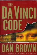 The Da Vinci Code by Dan Brown 1st Ed./1st Print. D/J