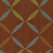 7 1/4 yds Maharam Helix Glow Red Upholstery Fabric Free Shipping! (H3359)