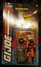 "GI Joe, Star Brigade: Vintage ""Roadblock (Black Grenades)"" Figure (Hasbro, 1993)"