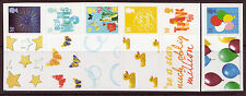 GREAT BRITAIN 2006 SMILERS CARTOR LITHO SET UNMOUNTED MINT, MNH