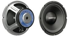 "Speakers Car Audio - Eminator EM2510 10"" 1200watt High Power Woofer"