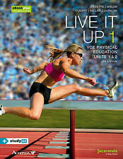 NEW Live It Up 1 VCE Units 1 and 2 4E eBookPLUS & Print + StudyOn pick up MELB