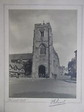 The West Gate. (Old English Church, Kent(?).) Photograph by F G Sams. (37320)