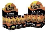 5 Hour Energy Shot, Extra Strength, Peach Mango, 1.93 oz, 72 ct.