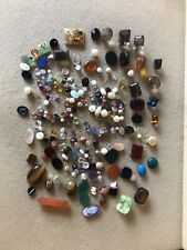A very large selection of natural gem stones 142 grams