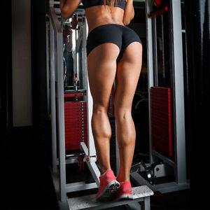 Women's High Waist Yoga Sports Leggings Pants Workout Fitness Running Trousers
